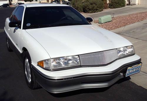 1995 Buick Skylark Grille