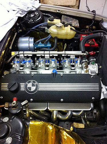 A Local Build Carl S Hardy Amp Beck Bmw 630csi Spannerhead