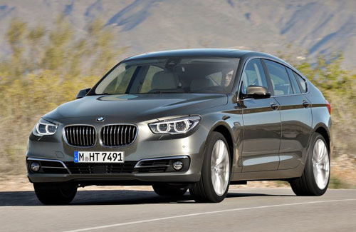 BMW 5-Series GT Gran Turismo