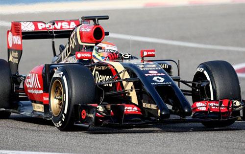2014 Lotus E22 F1 Formula 1 One