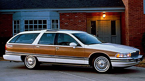 Buick Roadmaster Station Wagon
