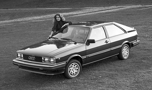 1983 Audi Coupe GT