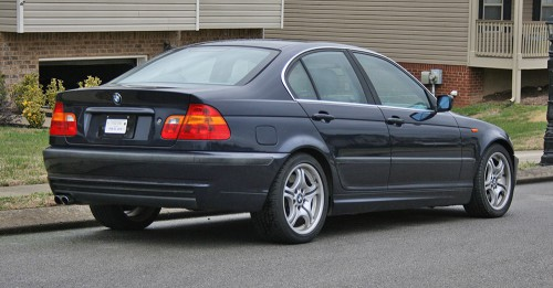 2002 BMW E46 330i 5-Speed Manual Orient Blue