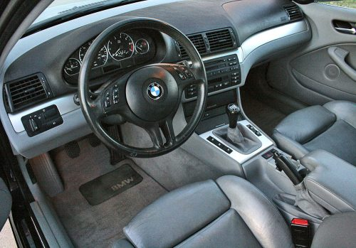 2002 BMW 330i Orient Blue E46 Sedan
