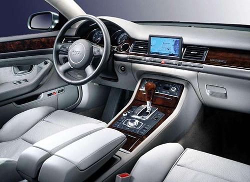 Audi A8 D3 Interior Inside