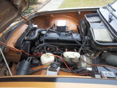1974 Opel Manta Rallye